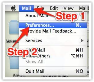 Mac Mail Part 1