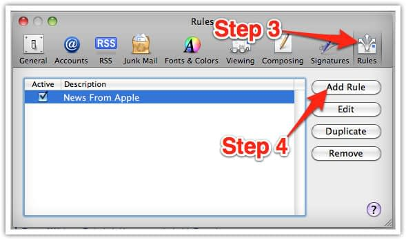 Mac Mail Part 2
