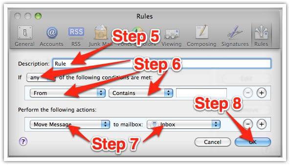 Mac Mail Part 3